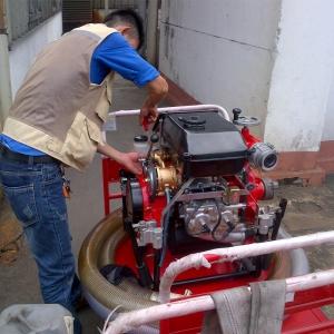 Sửa chữa máy bơm chữa cháy giá rẻ uy tín Hưng Yên