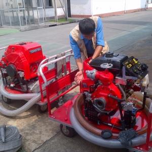 Sửa chữa bảo trì máy bơm chữa cháy giá tốt tại Hà Nội các KCN Miền Bắc