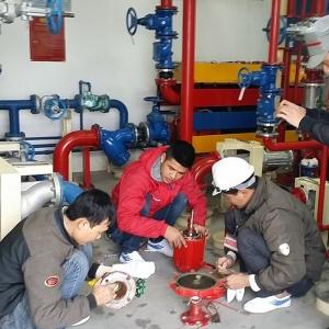 Sửa chữa bảo trì máy bơm chữa cháy Hà Nội
