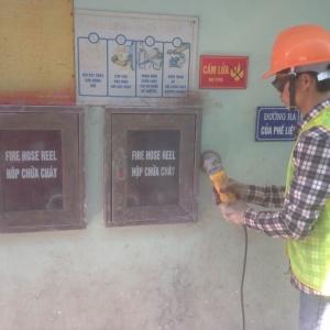 sửa chữa phòng cháy chữa cháy tại hà nội